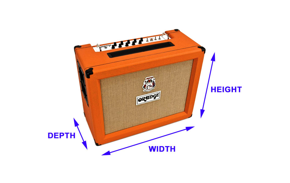 Measure your amplifier correctly to ensure the best fit.