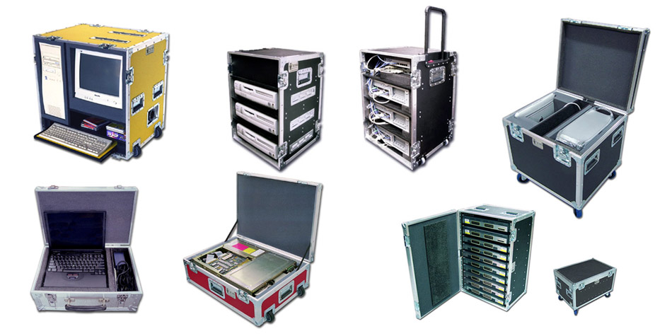 Computer cases by C and C Cases