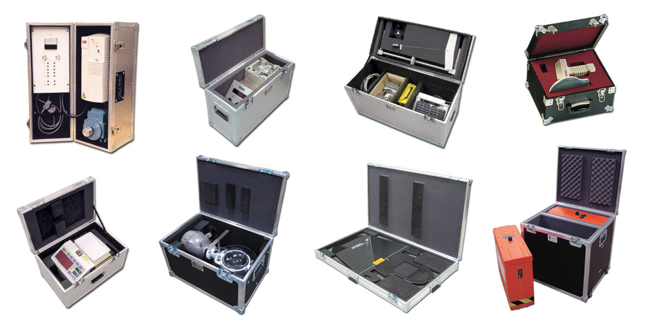 Field and Technical Instrument cases by C and C Cases
