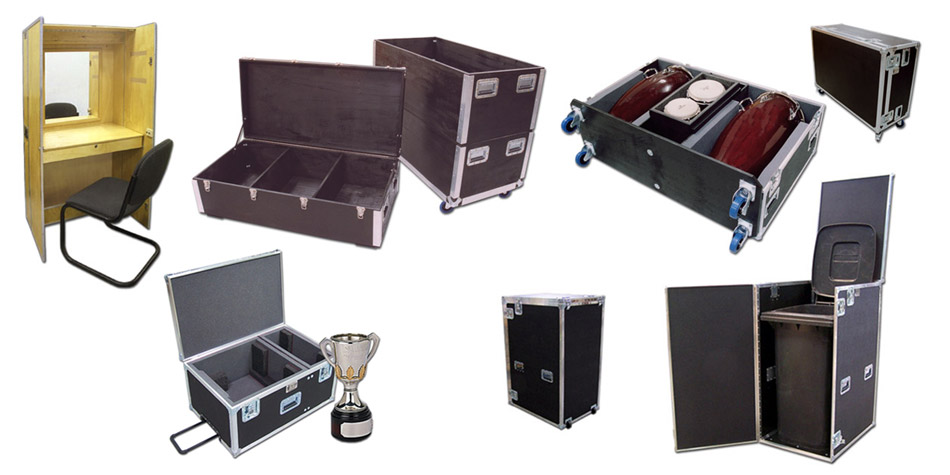 Miscellaneous custom cases by C and C Cases