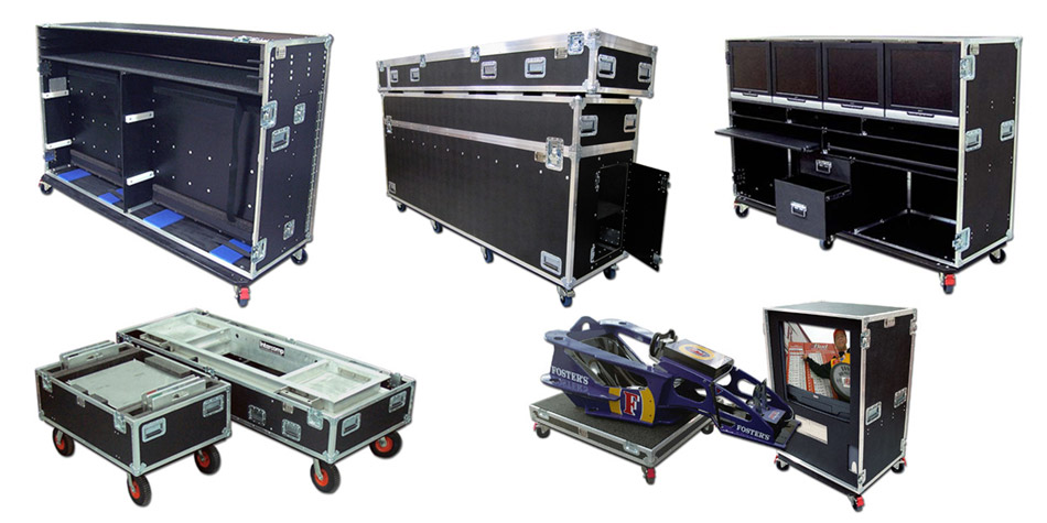 Motorsport cases by C and C Cases