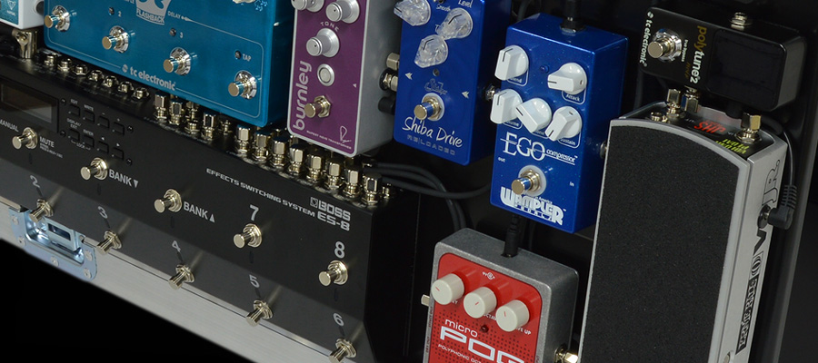 Pedalboards By Caseman