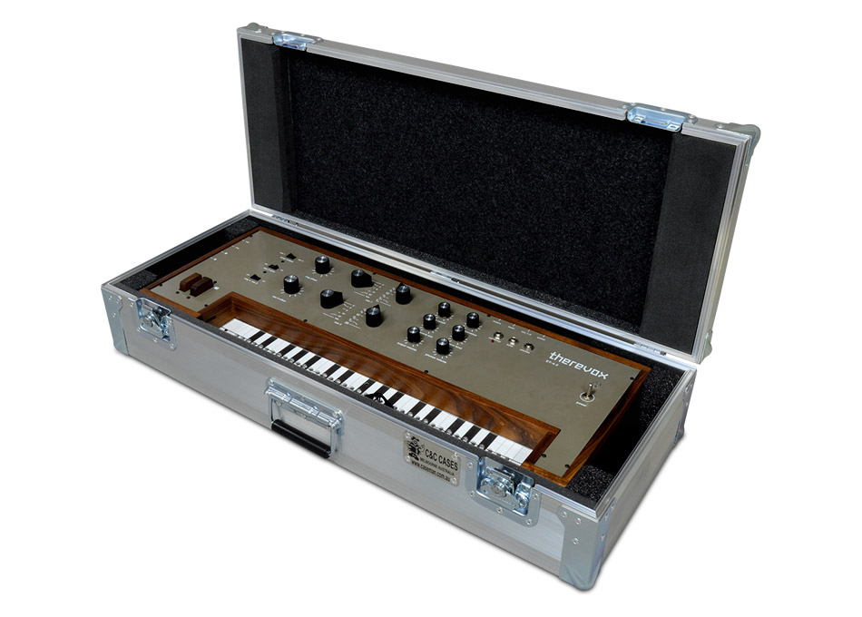 Therevox keyboard case by C and C Cases.
